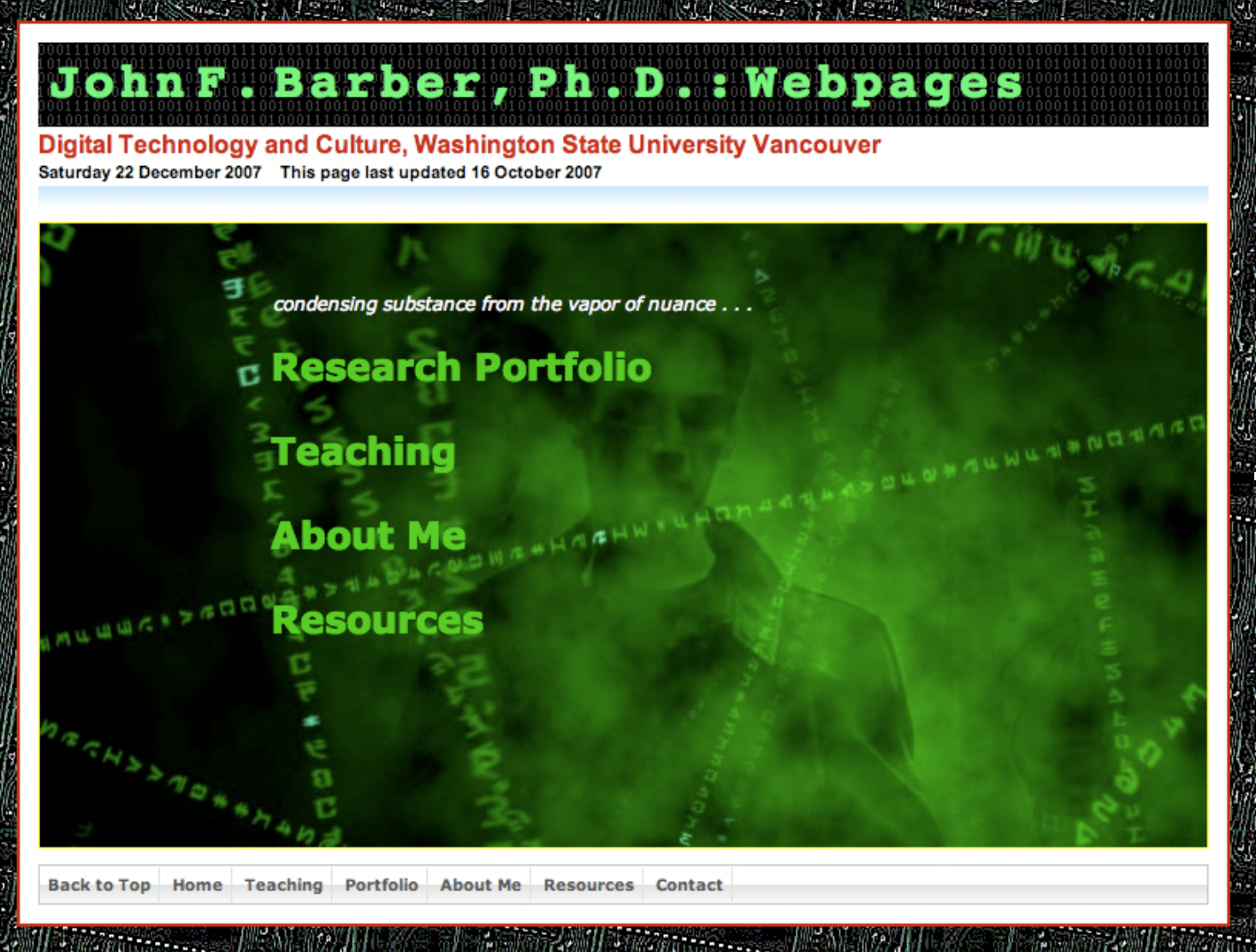 John f barber news the new website is fully responsive html5 based on a template by html5 up and released under a creative commons attribution license many aspects of the fandeluxe Image collections